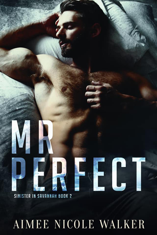 Mr Perfect by Aimee Nicole Walker, Aimee Nicole Walker romance author, Brock Grady model, CJC Photography book cover photographer