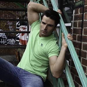 CJC Photography, Boston, book cover photographer, Nathan Tetreault, fitness model, Natro Fitness