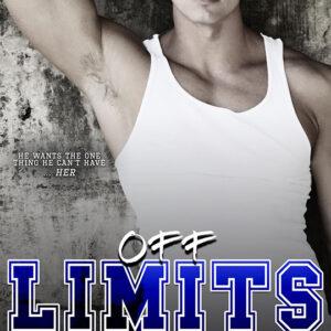 Off Limits by L.A. Cotton, L.A. Cotton romance author, Keith Manecke model