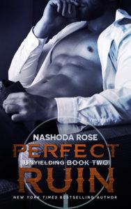 Perfect Ruin by Nashoda Rose, Assad Shalhoub, CJC Photography, book cover photographer