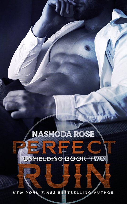 Perfect Ruin by Nashoda Rose, Assad Shalhoub, CJC Photography, book cover photographer