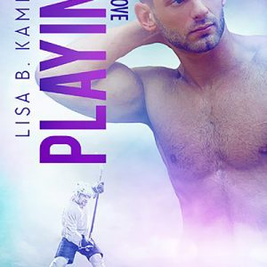 Playing For Love by Lisa B. Kamps, Lisa B. Kamps romance author, Brock Aaron model, CJC Photography, Florida photographer, book cover photographer, romance book cover photographer
