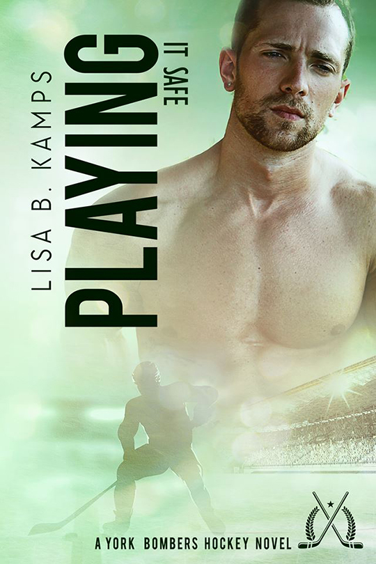 Playing It Safe by Lisa B. Kamps, Lisa B. Kamps author, Gideon Connelly model, CJC Photography, Florida photographer,  book cover photographer, romance book cover photographer
