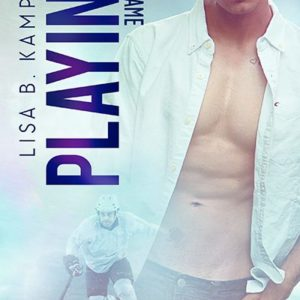 Playing The Game by Lisa B. Kamps, Josh Voto, Maggie Inc., CJC Photography, Florida photographer,  book cover photographer, romance book cover photographer