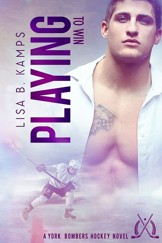 Playing To Win by Lisa B. Kamps, Quinn Biddle, CJC Photography, Florida photographer,  book cover photographer, romance book cover photographer