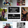 Promotion Ad: CJC Photography, Maternity, Family, Newborn, Female/Male Portraits