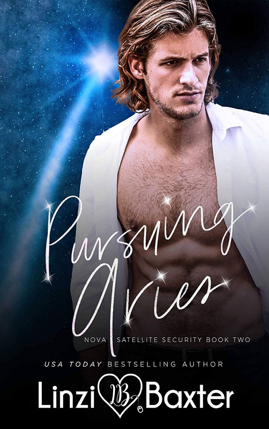 Pursuing Aries by Linzi Baxter, Linzi Baxter romance author