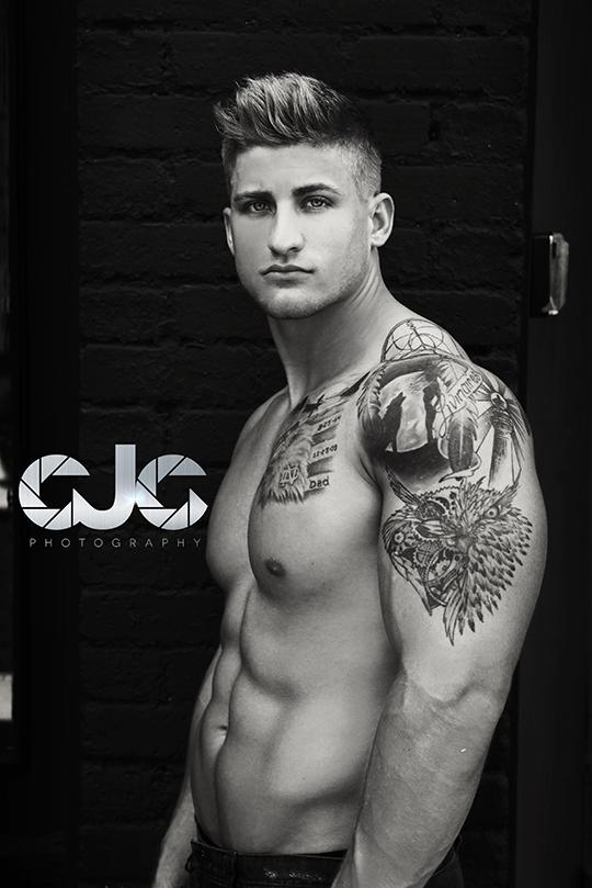 CJC Photography, Quinn Biddle model, Quinn Biddle fitness model, Florida photographer, book cover photographer, romance book cover photographer