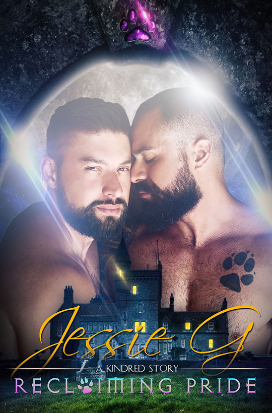 Reclaiming Pride by Jessie G, Jessie G gay romance author, CJC Photography book cover photographer