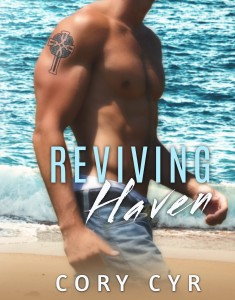 CJC Photography, Boston, book cover photographer, Reviving Haven by Cory D Cyr