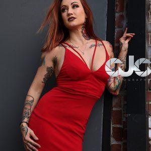 CJC Photography, tattoo model, Florida photographer, book cover photographer, romance book cover photographer