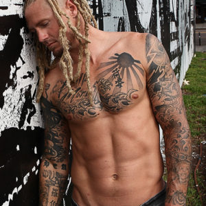 CJC Photography, Robbie Grambell, Robbie Gambrell Tattoo Model, Florida photographer,  book cover photographer, romance book cover photographer