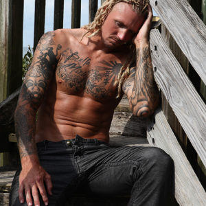 CJC Photography, Robbie Gambrell model, Florida photographer, book cover photographer, romance book cover photographer