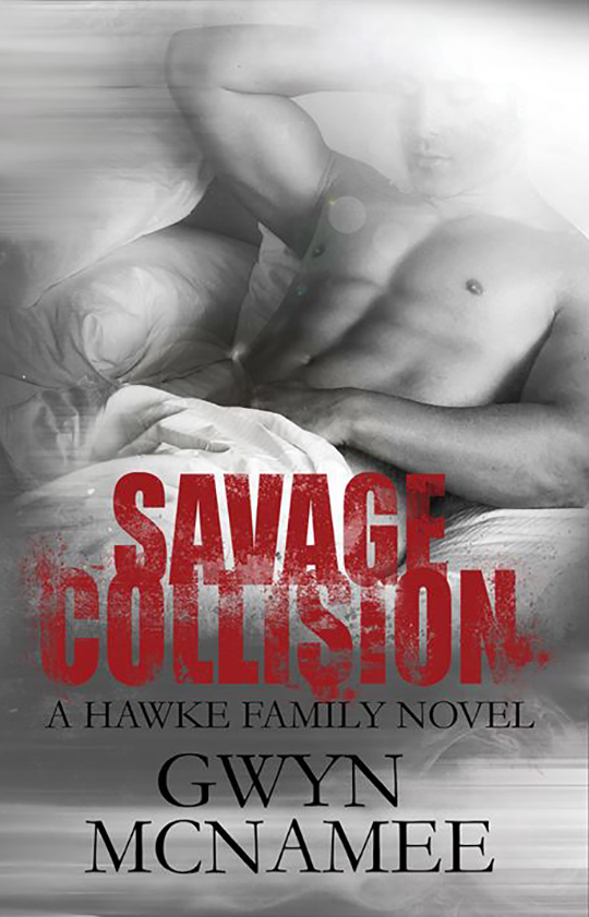Savage Collision by Gwyn McNamee, Assad Shalhoub, Assad Lawrence Hadi Shalhoub, romance novel, CJC Photography, Boston photographer, book cover photographer, romance book cover photographer
