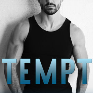 Tempt by Evelyn Bloom, Evelyn Bloom author, Dominic Calvani model