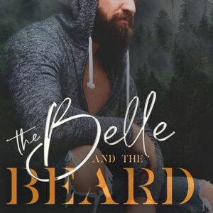 The Belle and the Beard by Kate Canterbary, Kate Canterbary romance author, CJC Photography book cover photographer