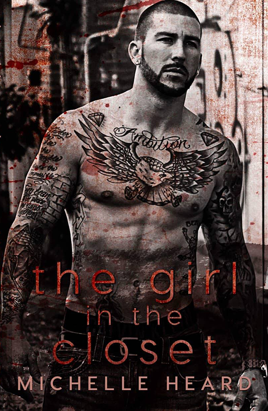 CJC Photography, Florida photographer, book cover photographer, romance book cover photographer, Bryan Snell model, The Girl In The Closet by Michelle Heard