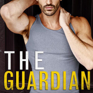 The Guardian by Kimberly Kincaid, Kimberly Kincaid romance author, Dominic Calvani model, CJC Photography book cover photographer