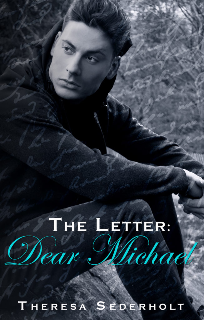 The Letter Dear Michael by Theresa Sederholt, Michael Federico, CJC Photography, Boston photographer,  book cover photographer, romance book cover photographer