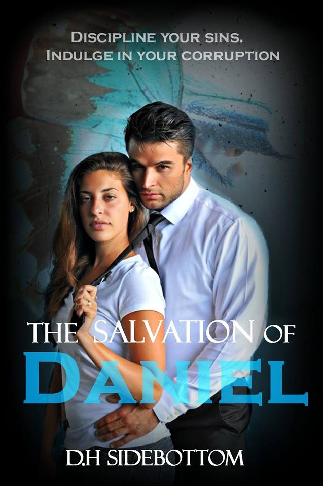 CJC Photography, Boston, The Salvation of Daniel, D.H Sidebottom, book cover photographer
