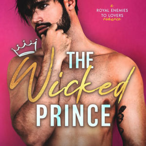 The Wicked Prince by Vivian Wood, Vivian Wood romance author, Jered Youngblood model