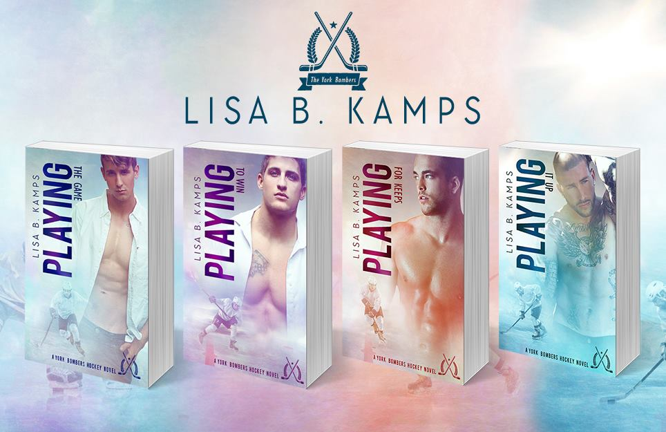 The York Bombers series by Lisa B. Kamps, Lisa B. Kamps author