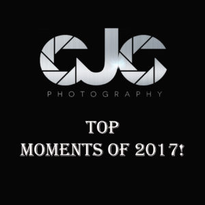 CJC Photography's Top Moments of 2017!