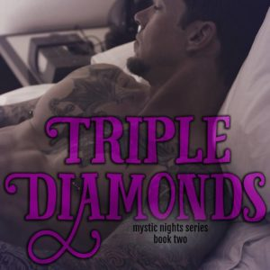 Triple Diamonds by MJ Nightingale, CJC Photography, Boston, book cover photographer, romance novel