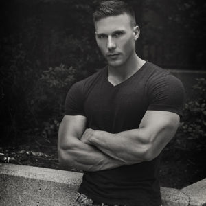 CJC Photography, Boston, boston book cover photographer, Tyler Sarry, fitness model