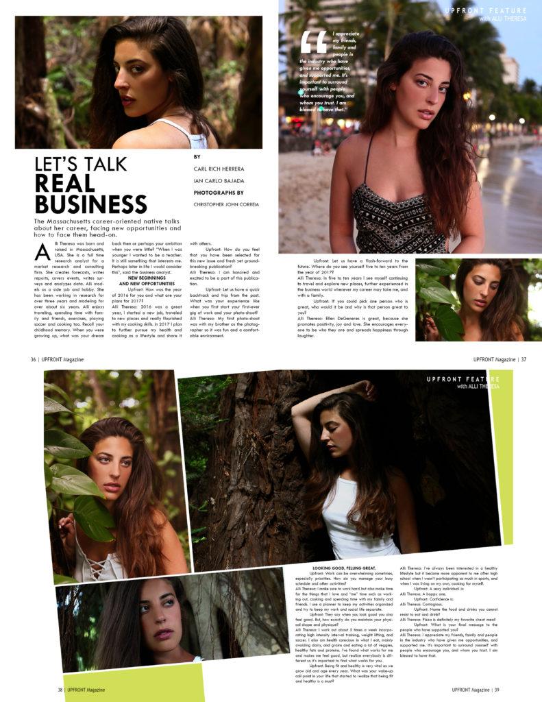UpFront Magazine, fashion magazine, CJC Photography,Florida photographer, book cover photographer, romance book cover photographer