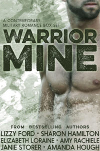 Warrior Mine, Lizzy Ford, CJC Photography, Boston, book cover photographer