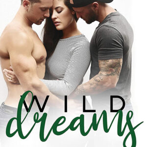 Wild Dreams by Mari Carr, Mari Carr romance author, Gideon Connelly model, Blake Sevani model, CJC Photography book cover photographer