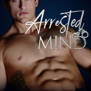 Arrested Mind by H.L. Nida, H.L. Nida author, Quinn Biddle Model, CJC Photography book cover photographer
