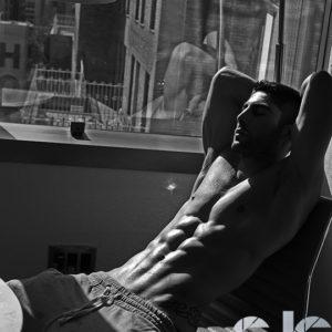 CJC Photography, Assad Shalhoub, Assad Lawrence Hadi Shalhoub, Assad modeling and fitness, Boston photographer, book cover photographer, romance book cover photographer