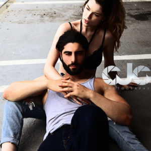 CJC Photography, Florida photographer, book cover photographer, romance book cover photographer, Assad Shalhoub model, Lauren Summer model