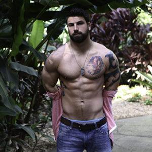 CJC Photography, BT Urruela, BT Urruela fitness model. Boston photographer, book cover photographer, romance book cover photographer