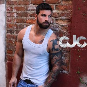 CJC Photography, BT Urruela, BT Urruela fitness model, Taylor Urruela, Boston photographer, book cover photographer, romance book cover photographer