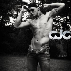CJC Photography, Brandon English model, Florida photographer, book cover photographer, romance book cover photographer