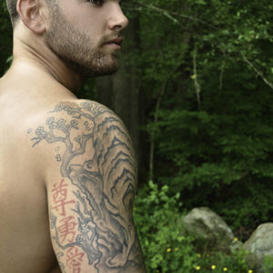 CJC Photography, Boston, Brian Laferriere, Tattoos, book cover photographer