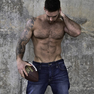 CJC Photography, Boston, book cover photographer, romance novel, fitness model, Brian Laferriere, tattoo model