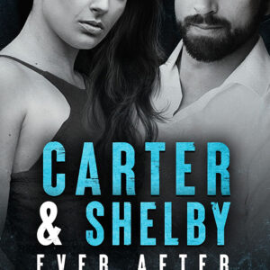 Carter and Shelby Ever After by Brie Paisley, Brie Paisley romance author, BT Urruela model, CJC Photography book cover photographer