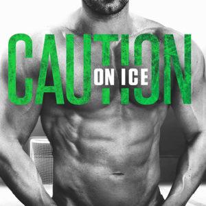 Caution On Ice by S.R. Grey, S.R. Grey author, Burton Hughes model, CJC Photography, Florida photographer, book cover photographer, romance book cover photographer