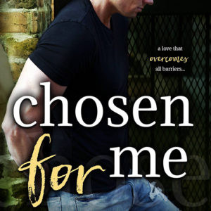 Chosen For Me by Fiona Tulle, Fiona Tulle author, David Wills model, CJC Photography, Florida photographer, book cover photographer, romance book cover photographer