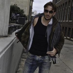 CJC Photography, Boston, book cover photographer, Christian Petrovich, fashion model