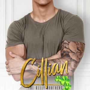 Cillian by Megan Wade, Megan Wade romance author, CJC Photography book cover photographer