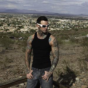 CJC Photography, Boston, book cover photographer, romance novel, Damien Decent, tattoo model, Arizona