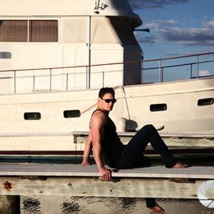 CJC Photography, David Wills, David Wills fitness model, Florida photographer, book cover photographer, romance book cover photographer