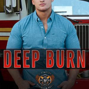 CJC Photography, Florida photographer, book cover photographer, romance book cover photographer, Deep Burn by Kimberly Kincaid, Quinn Biddle model