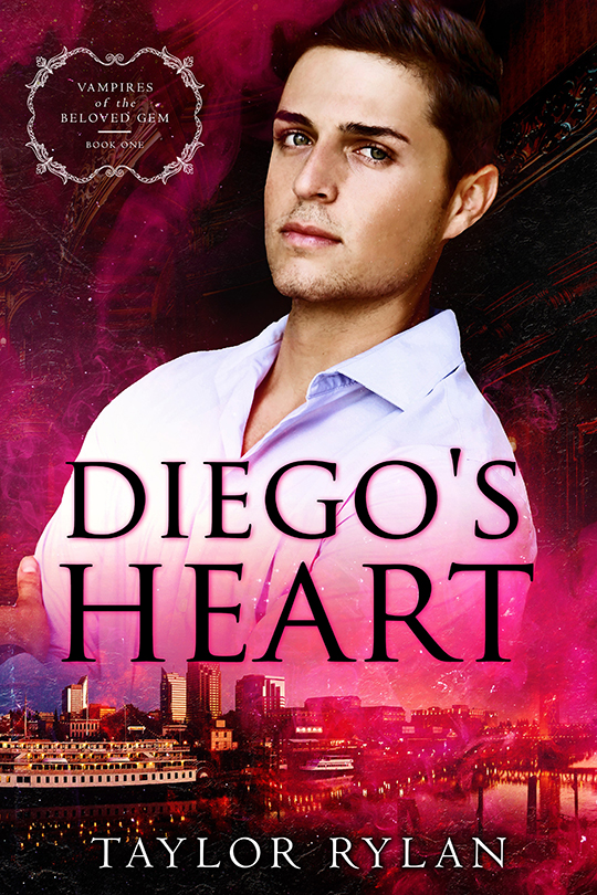 Diegos Heart by Taylor Rylan