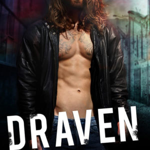 Draven by Tracie Delaney, Tracie Delaney romance author, Jamieson Fitzpatrick model, CJC Photography book cover photographer